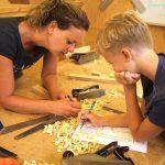 Speciaal voor Ouder en Kind: De Zomerschool Meubelmaken